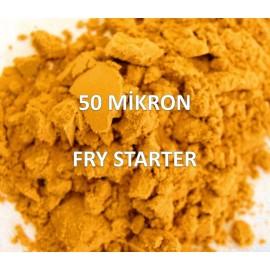 Larva Yemi Fry Starter 50 Mikron Ultra İnce - 100 Gr